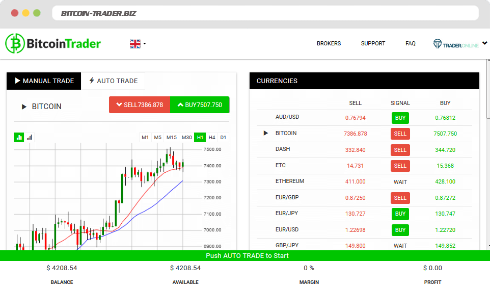 Bitcoin Trader Truffa Opinioni Recensioni
