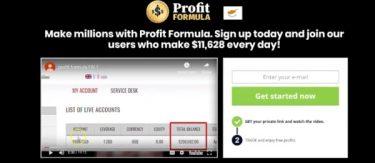 Profit Formula funziona o truffa? Opinioni 2019