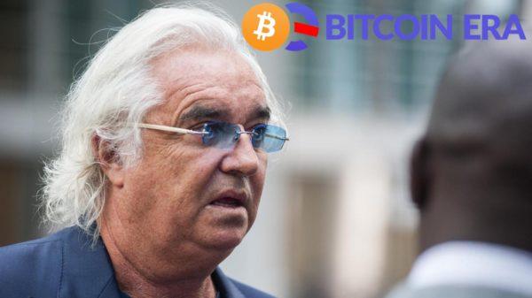 Bitcoin Era Flavio Briatore