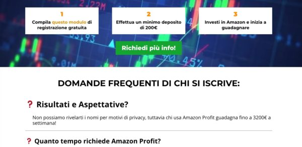 Amazon Profit Opinioni