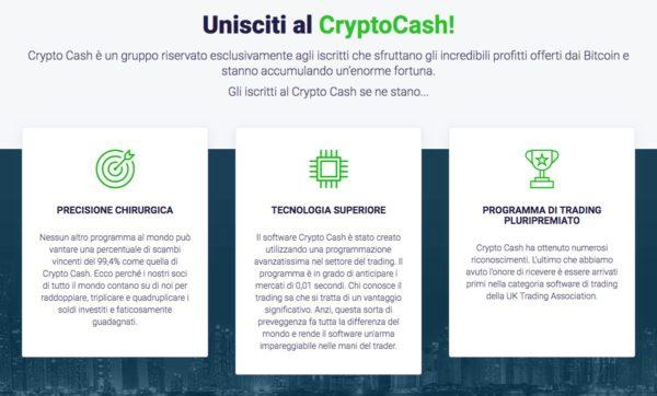 Crypto Cash Come Funziona