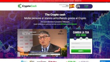Crypto Cash Opinioni e Recensioni Funziona o Truffa