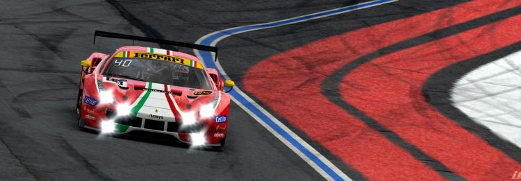 Free iRacing le mans skins