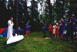 Camp Mess