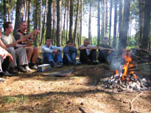 Campfire Mess