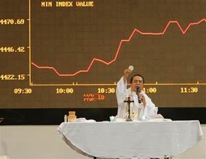 Stock Exchange Mess