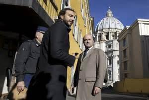 Gianluigi Nuzzi y Emiliano Fittipaldi