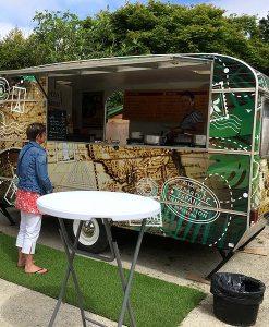 caravanes pour soirée crêpes