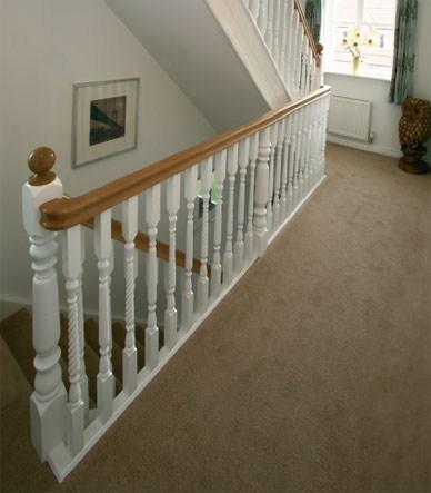 Newel Posts Topflite Stairs Ltd | Newel Posts And Spindles | Custom | Craftsman Style | Lj Smith | Starting | Metal