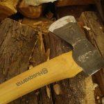 Husqvarna Forest Axe: Testing