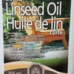 Water Resistance Of Boiled Linseed Oil Wood Finishes