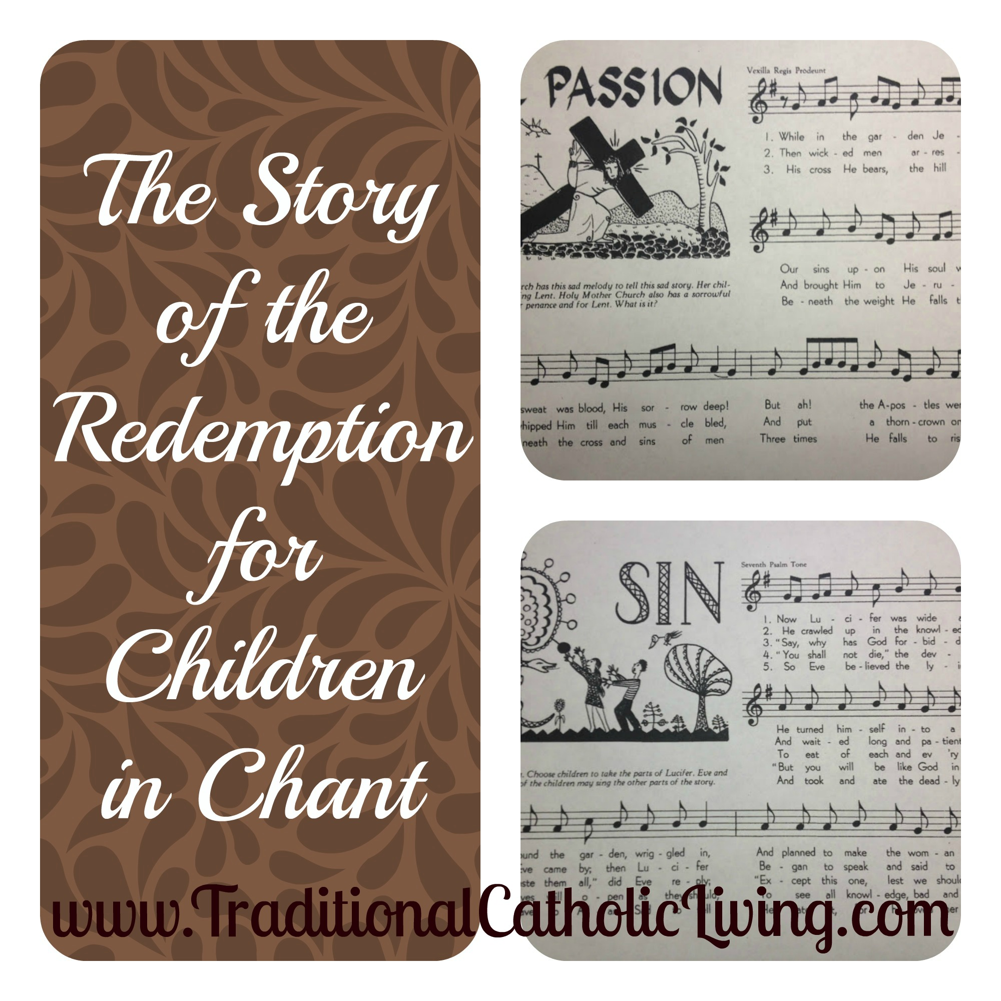 redemption collage