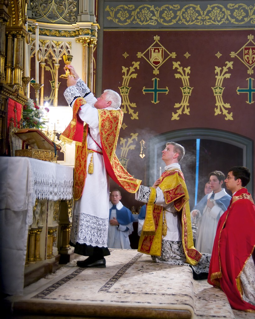 Image result for traditional latin mass sspx