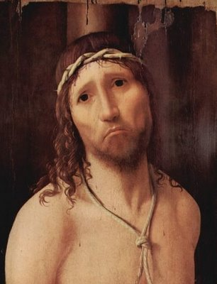 Cristo sofferente Antonello_da_Messina