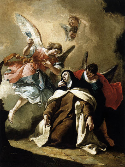 Teresa of Avila_FONTEBASSO, Francesco