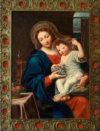 Madonna Amp Child Christmas Card Gt Christmas