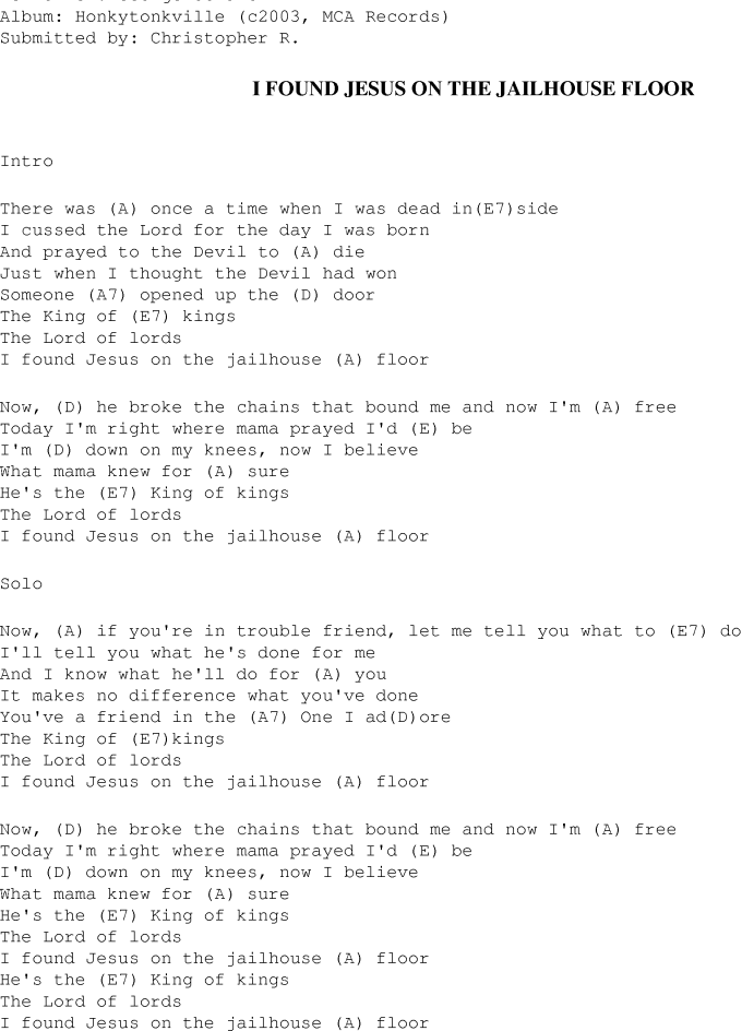 Old Fashioned Lord Of Lords Chords Elaboration - Song Chords Images ...