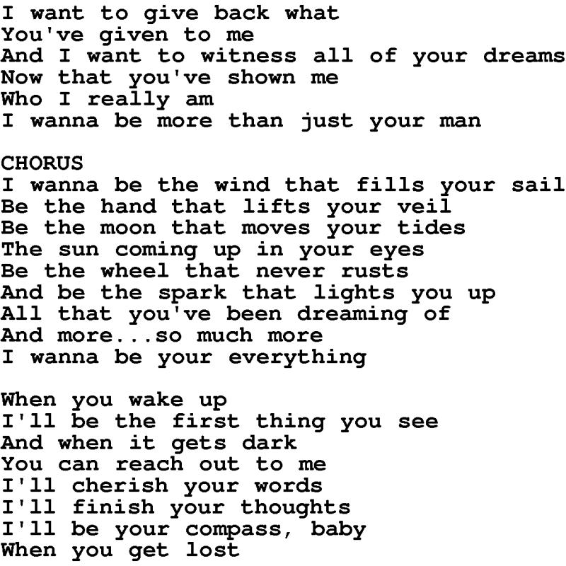 Lyrics To Everything By Dubai Travel Planet
