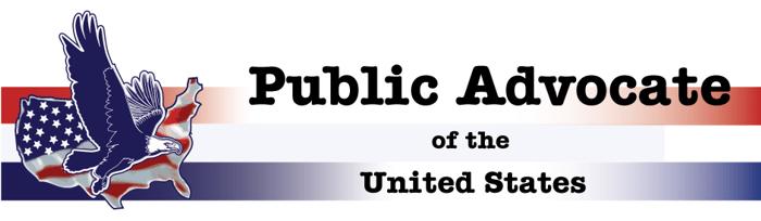Public Advocate Banner