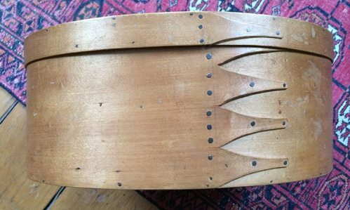shaker band box