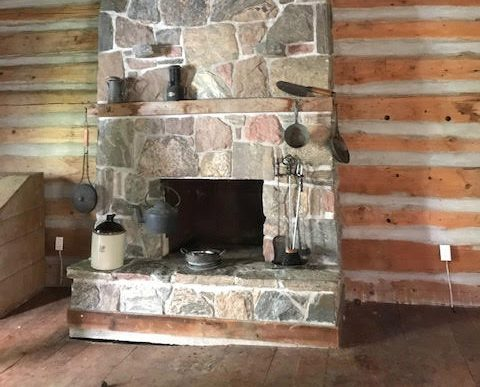 Vintage Log House from Tradition Home Designs