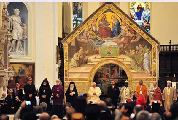 Assisi Interfaith Meeting 2011 - voodoo 03