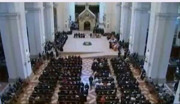 Assisi Interfaith Meeting 2011 - voodoo 04