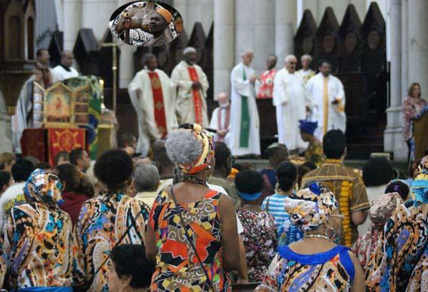 Afro Mass in Brazil 01