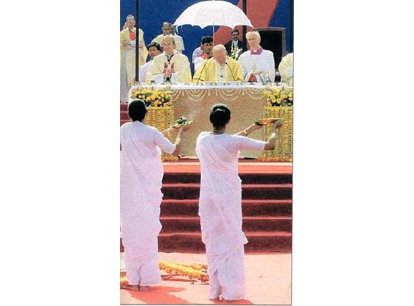 Liturgical dance in Inida