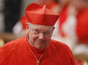 Cardenal Levadas