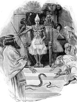 Moses, pharaoh