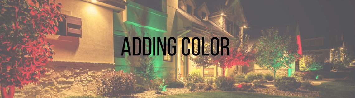 adding color fx vs kichler