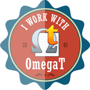 Eu trabalho com OmegaT