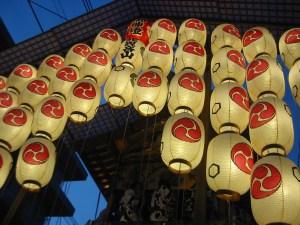 Gion matsuri di Kyoto