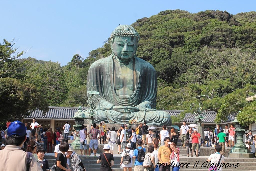 Daibutsu di Kamakura