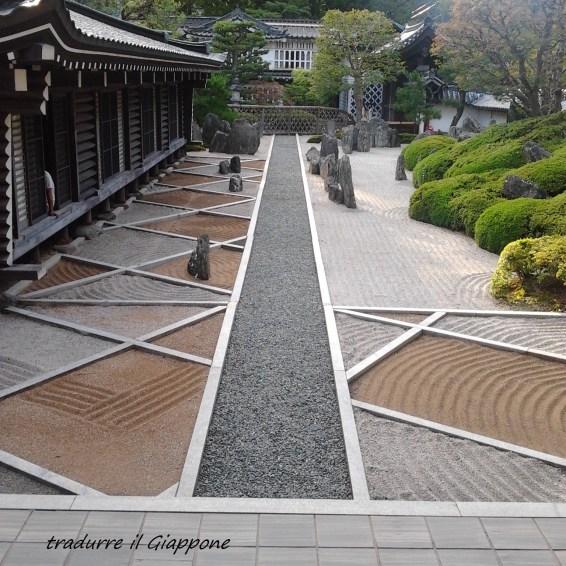 Le bellissime geometrie del giardino