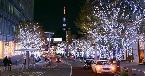 Roppongi. Immagine tratta da japan-guide.com