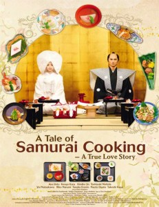 a tale of samurai cooking