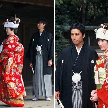 kimono matrimonio