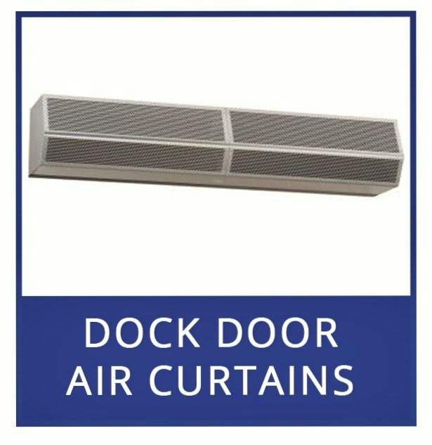 air curtains for dock doors mars air