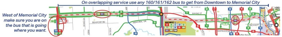 TEI: Traffic Engineers, Inc. | METRO's New Bus Network System Map on