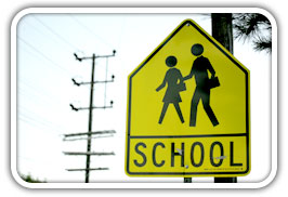 Slow Down in School Zones