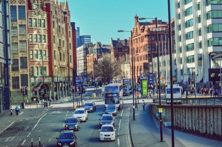 Manchester, UK, Rolls Out First Ever AI-controlled Smart Intersections With  Vivacity Labs | Traffic Technology Today