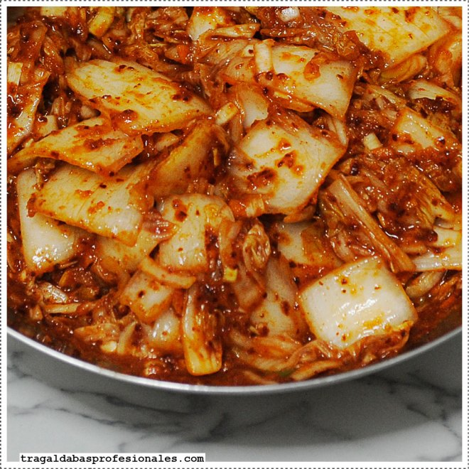Tragaldabas Profesionales - Kimchi