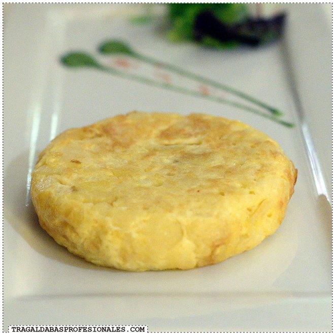 Tragaldabas Profesionales - Restaurante La Renda Javea Xabia Mini Tortilla de Patatas