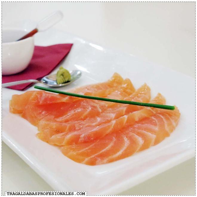 Tragaldabas Profesionales - Restaurante La Renda Javea Xabia Salmon Ahumado