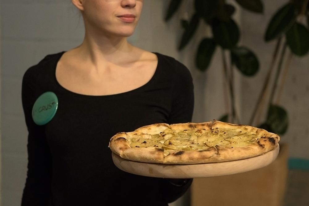 Restaurante Le Crust pizza bar Madrid - Tragaldabas Profesionales
