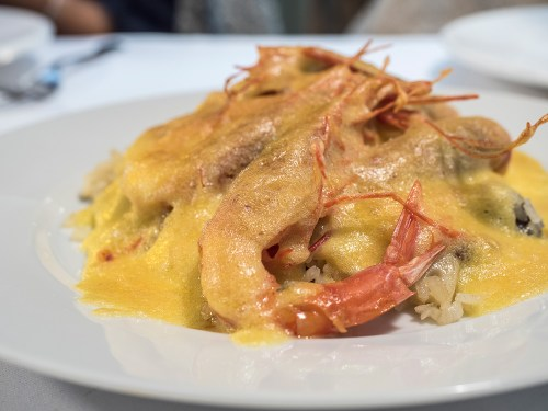 restaurante-casa-tere-pozuelo-alarcon-madrid-carabineros-gratinados-arroz