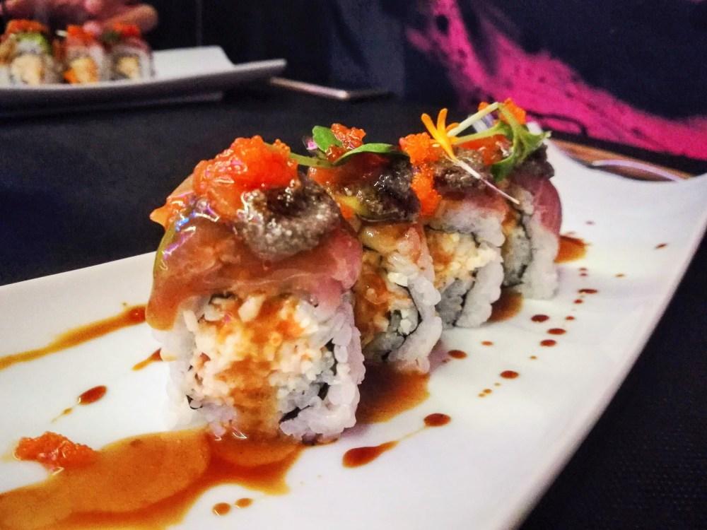 Maki de cangrejo