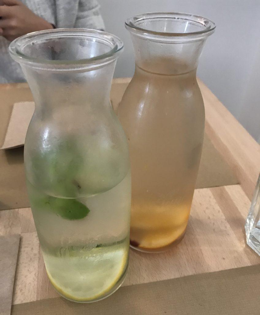 Agua aromatizada - Tobe